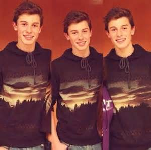 Shawn Mendes Smile