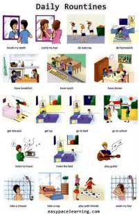 Everyday English Lesson Activities