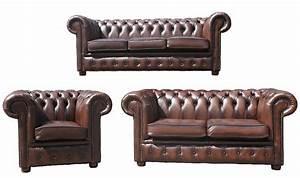 Sofa 3 2 1 : chesterfield 3 2 1 leather sofa offer antique brown chesterfield leather sofa uk manufactured ~ Eleganceandgraceweddings.com Haus und Dekorationen