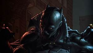 Who Is the Blac... Black Panther