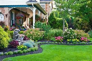 15, Most, Beautiful, Front, Yard, Flower, Beds, Ideas, For, Shady, Yards, U2013, Roomy