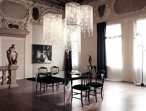 35 Dark Gothic Interior Designs