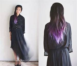 Dark ombre, Dark ombre hair and Ombre on Pinterest