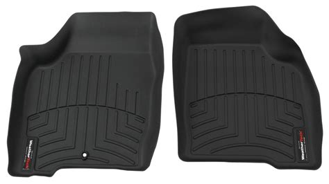 weathertech floor mats for chevrolet impala 2007 wt441241
