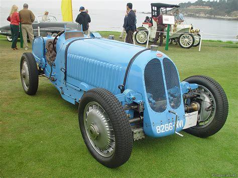 1931 Bugatti Type 51 Dubos Coupé