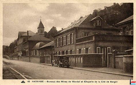 bureau des mines baron charles joseph de gargan luxembourg