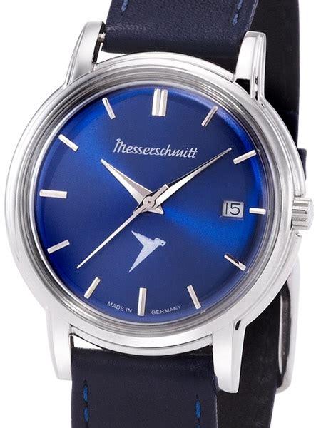 Messerschmitt Radiant Blue Dial Special Edition Quartz ...