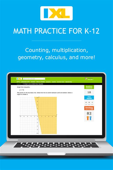 ixl math language arts science  social studies