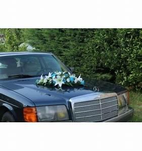 Casse Pour Voiture : bouquet de mariage pour voiture avec roses lys turquoise et blanc cass bouquet de la mariee ~ Medecine-chirurgie-esthetiques.com Avis de Voitures