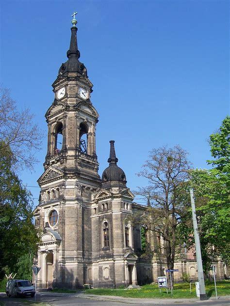 Trinitatiskirche (Dresden) - Wikimedia Commons