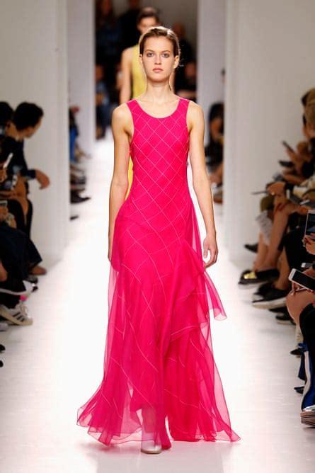 la vie en rose  fashion fell   pink dress