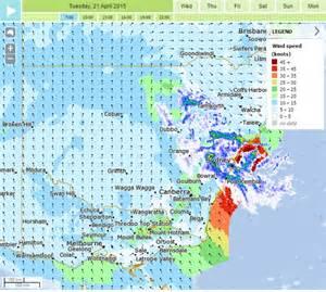 Weather Radar East Coast Map