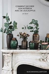 Eucalyptus Plante D Intérieur : d corer son int rieur en hiver gr ce l 39 eucalyptus maison allaert blog ~ Melissatoandfro.com Idées de Décoration