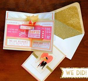 17 creative unique wedding invitations wedding With pop up wedding invitations philippines