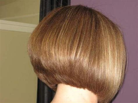 Short Bob Hairstyles Stacked In The Back