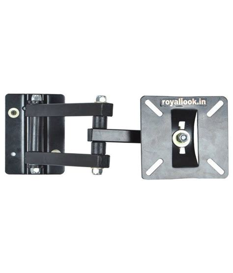 buy royal look lcd led tv wall mount 22 inch corner stand