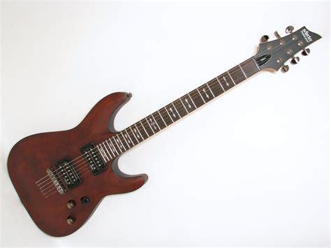 Guitar Schecter schecter guitar research omen 6 electric guitar wsn mage
