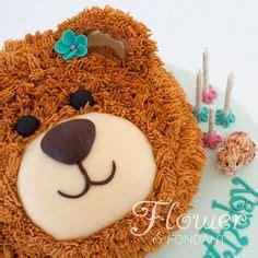 Httpsflickrppkzbfb  Photo 5  Teddy Bear Face Cake