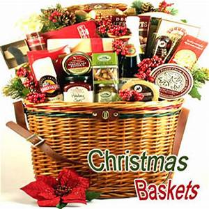 Christmas Baskets Faith Outreach