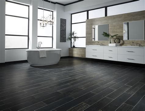 Spring Flooring Season: The Black & White Collection