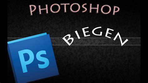 photoshop tutorial texte verbiegen hd