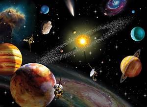 Версии: Искусственная Солнечная система