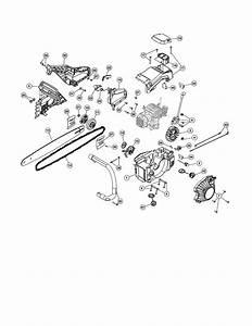 Remington Rm5118 Gas Chainsaw Parts