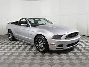 Pre-Owned 2014 Ford Mustang 2dr Convertible GT Premium Convertible in Chandler #113779A ...