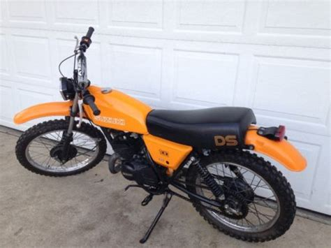 Suzuki Ds 100 by 1979 Suzuki For Sale Used Motorcycles On Buysellsearch