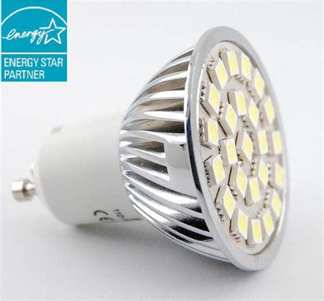 photo visual power smd led gu10 bulb 6400k spectrum