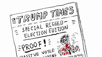 Rigged Election Cartoon Cartoons Yorker