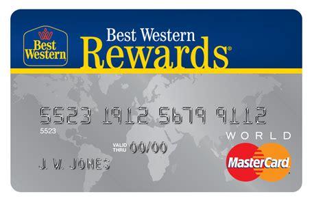 best western rewards world mastercard payment login