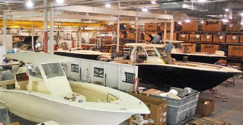 Scout Boats Ceo by Manufacturing Growth Continues In S C Gt Charleston