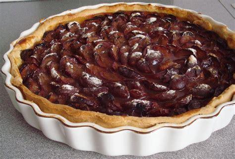 cannelle cuisine tarte aux quetsches cuisine plurielles fr