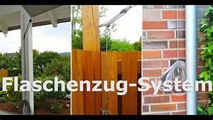 Pina Design Sonnensegel : flaschenzug system f r sonnensegel pina design youtube ~ Sanjose-hotels-ca.com Haus und Dekorationen