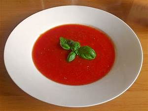 Tomatensuppe Rezept Einfach : tomatensuppe rezept mit bild von pusteblume2 ~ Yasmunasinghe.com Haus und Dekorationen