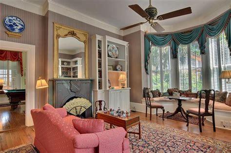 livingroom curtain historic home tour an 1880 mansion beautiful