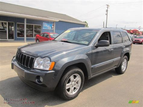 jeep grand cherokee gray 2007 jeep grand cherokee laredo 4x4 in mineral gray