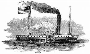 Fulton Steamboat
