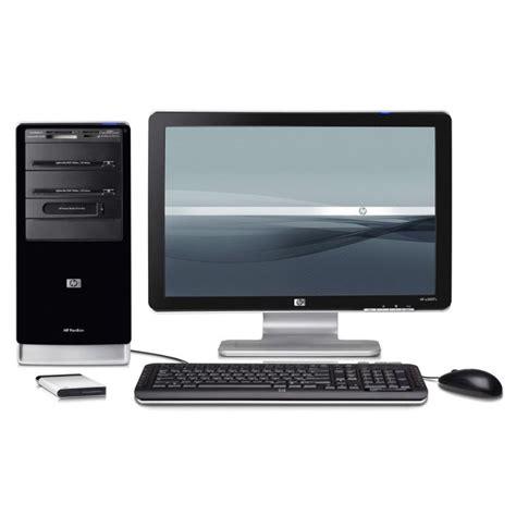 ordinateur de bureau i5 promo hp pavilion a6167 fr pc écran plat large 20 1 quot h prix