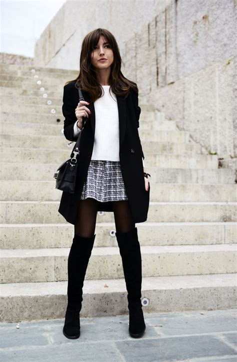 Office Skirts Combinations And Work Outfit Ideas 2018 | FashionTasty.com