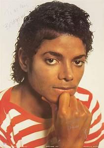 Lot Detail - Huge Michael Jackson Signed Poster  Jackson