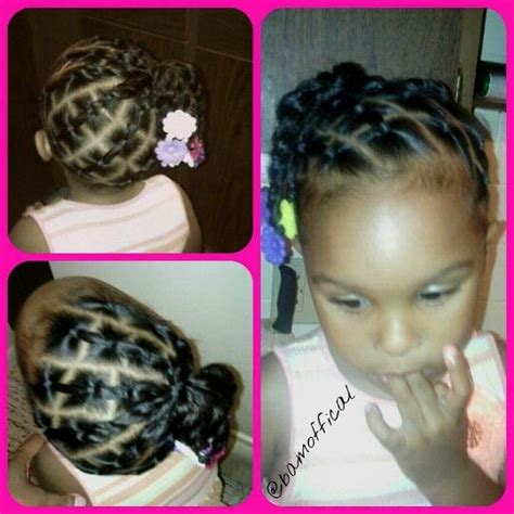Black Toddler Hairstyles by Best 25 Black Toddler Hairstyles Ideas On
