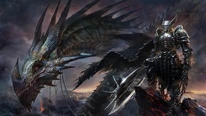 Dragon Knight Kyuyong Fantasy Eom Armored Creature