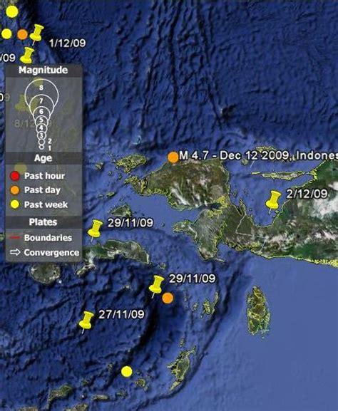 Aku Papua Black gempa pagi 5 0sr sorong papua barat irian 12 desember