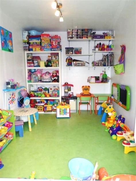 jeux de chambre salle jeux enfant meubler decorer design de maison