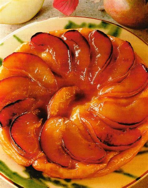 blogs de cuisine tarte renversée aux poires blogs de cuisine