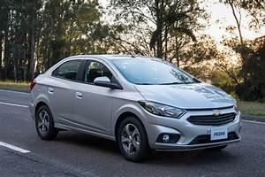 2017 Chevrolet Prisma Revealed