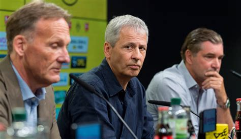 Bvb Startet Mit Trainer Lucien Favre In Die Saison Neuer