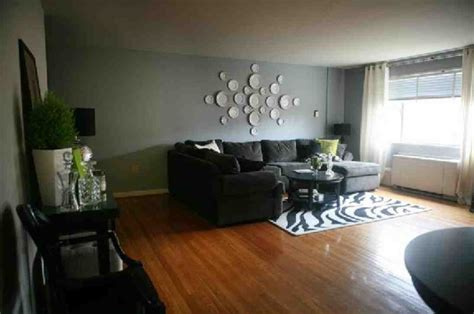 gray paint  living room decor ideas